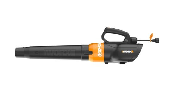 Worx 7.5A Electric Leaf Blower Product image