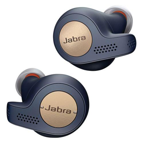 Jabra Elite Active 65t True Wireless Earbuds, Copper Blue Product image
