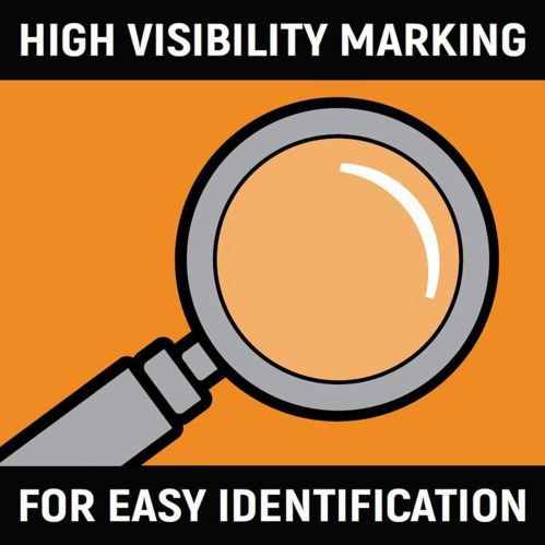 GearWrench 6 Point Drive Standard Universal Impact Socket Set, Metric, 3/8-in, 10-pc