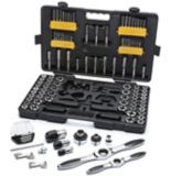 GearWrench Ratcheting Tap & Die Set, SAE & Metric, 114-pc | Gearwrenchnull