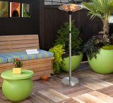 Chauffe-terrasse électrique infrarouge Westinghouse EnerG+, autoportant, hauteur réglable | Westinghousenull