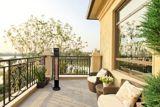 Chauffe-terrasse électrique infrarouge Westinghouse, autoportant, vertical | Westinghousenull