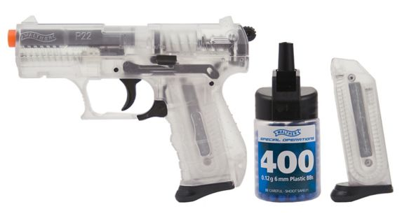 Walther P22 Spring Powered Airsoft Pistol