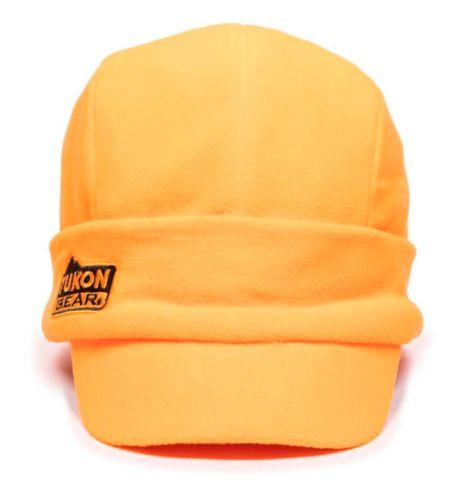 Tuque à visière Yukon Gear, orange vif