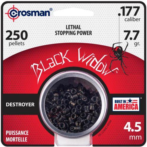 Plombs à air comprimé Crosman Black Widow .177 Image de l'article