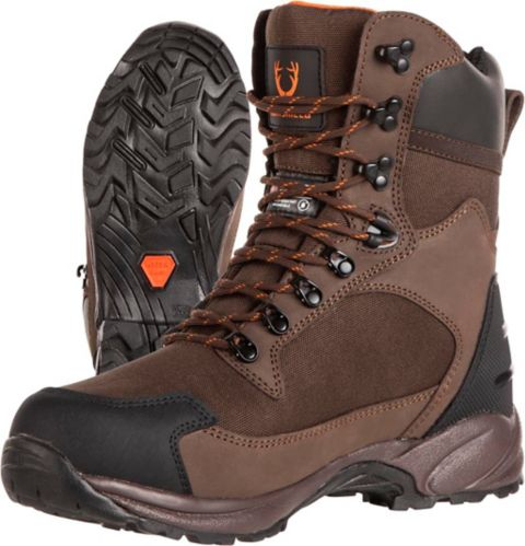 Huntshield Men's Eastern Tracker Field Boots, Brown