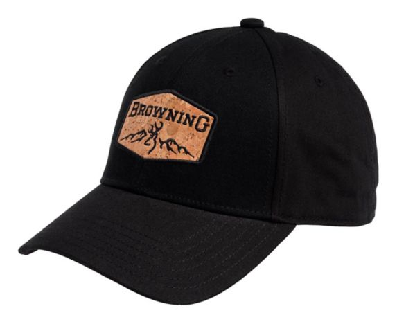Browning Tucked Cork Adjustable Cap Product image