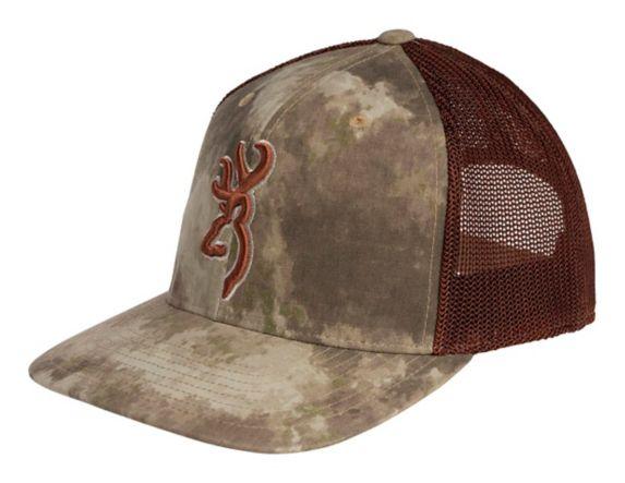 Casquette à endos maillé Browning AU, motif de camouflage Image de l'article