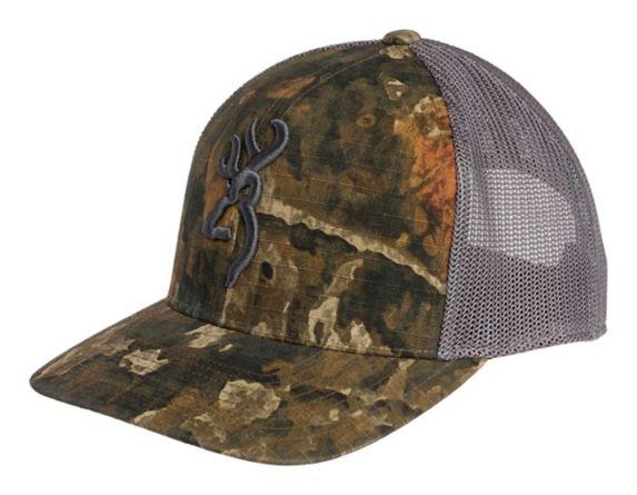 Casquette à endos maillé Browning TDX, motif de camouflage