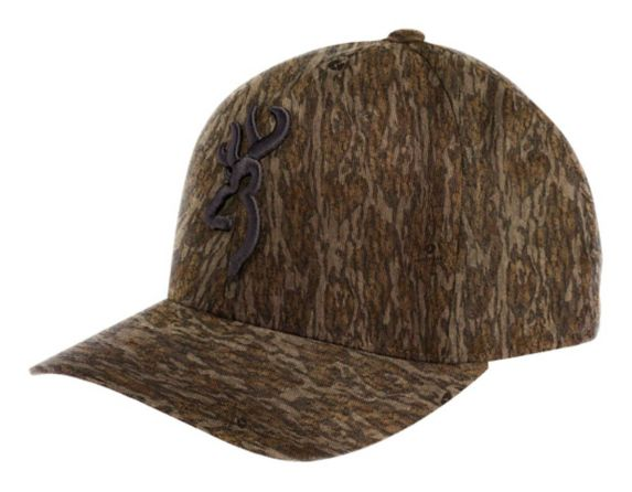 Casquette ajustable Browning CuppedUp Mossy Oak Bottomlands