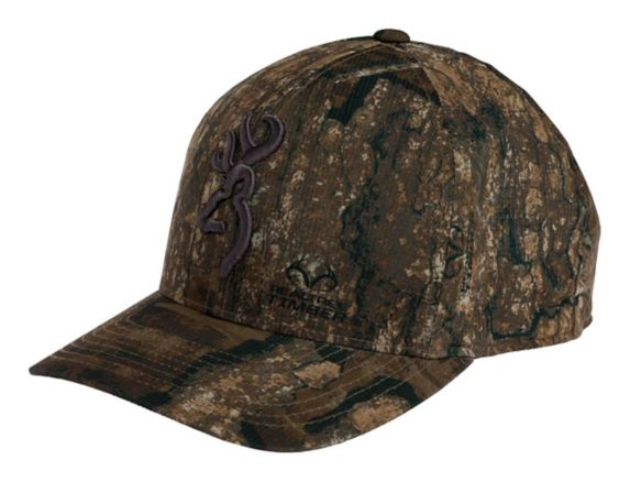 Browning Cupped Up Realtree Timber Adjustable Cap Product image