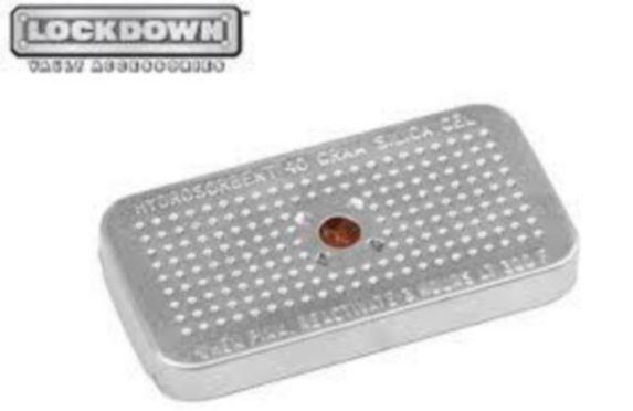 Absorbeur d'humidité à base de silice Lockdown, 450 g Image de l'article