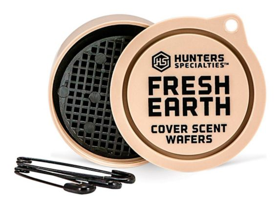 Hunters Specialties Fresh Earth Cover Scent Wafers