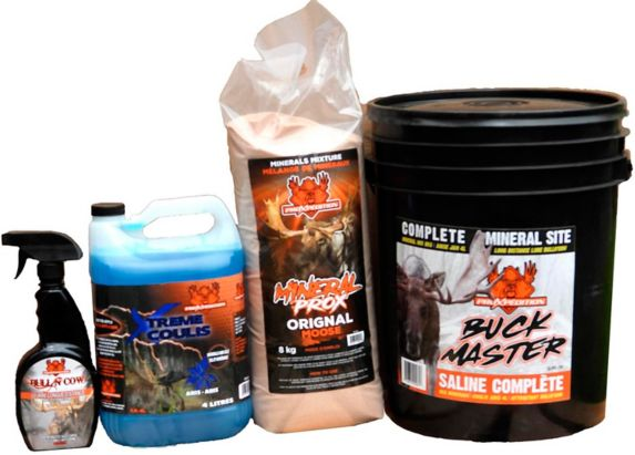 Pro Xpedition Buck Master Moose Kit Product image