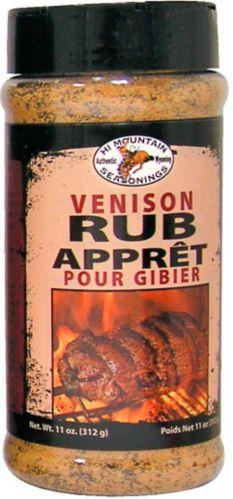 Hi Mountain Venison Rub Seasoning