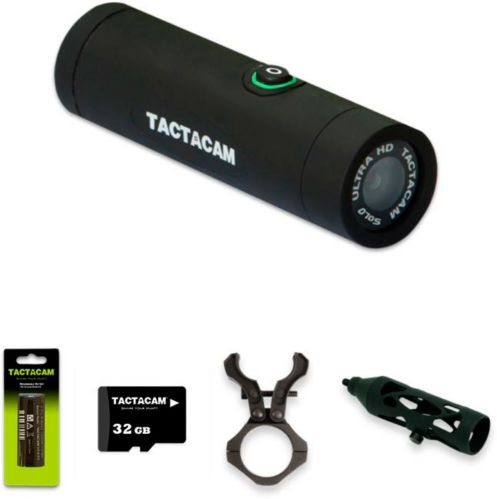 Tactacam SOLO Wi-Fi Hunter Action Camera Package