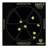 Cibles de tir Triumph Radioactive Warning, paq. 10 | BIGROCKnull