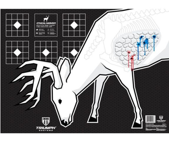 Triumph Ethical Harvest Whitetail Deer Target, 30-in x 22-in Product image