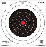 Cible Birchwood Casey EZE-Scorer Bull's-Eye, 12 po, paq. 13 | NAnull