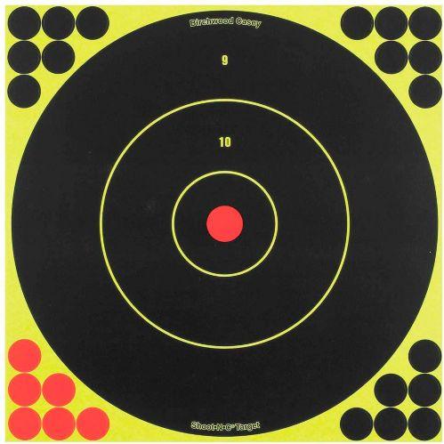 Birchwood Casey Shoot-N-C® Bull's Eye Target, 12-in