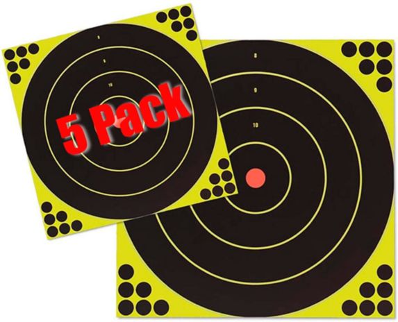 Birchwood Casey Shoot-N-C® Bull's Eye Target, 17.25-in Product image
