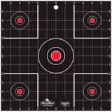 Birchwood Casey Dirty Bird Sight-in Target, 12-in, 12-pk | NAnull