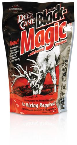 Evolved Deer Cane Black Magic® Mineral Attractant, 4.5-lb Product image