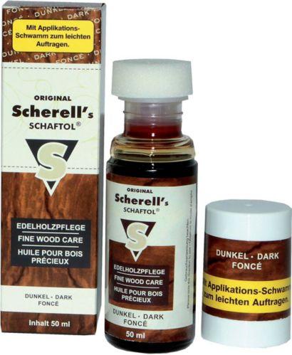 Ballistol Scherell's Gun Stock & Wood Care, Dark, 50-mL Product image