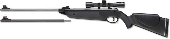 Marksman 1022 Dual Caliber Air Rifle, .177 and .22-cal Product image