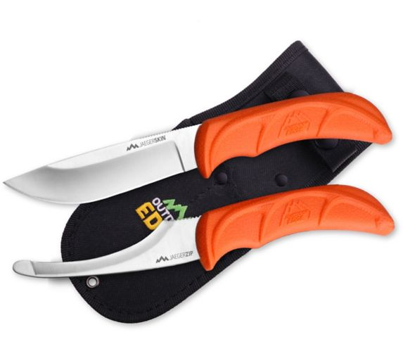Outdoor Edge JaegerPair Skinner & Gutting Knife Combo Product image