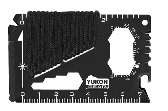 Yukon Gear Survival Card Product image