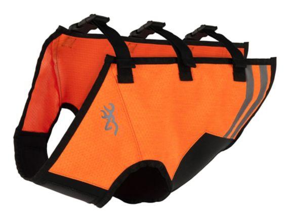 Veste intégrale pour chien Browning, orange, moyen Image de l'article