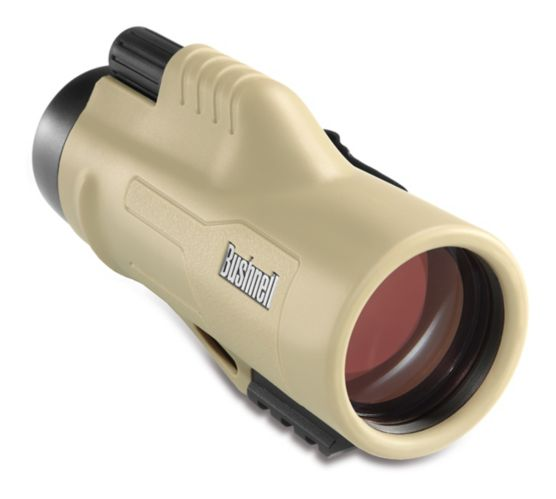 Bushnell Legend Ultra HD Monocular, Tan, 10x42 Product image