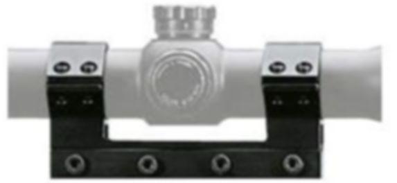 Monture monopièce de lunette de carabine à air comprimé Stoeger Image de l'article