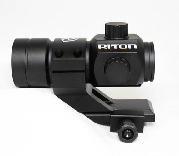 Riton 1TRRD X1 Tactix RRD Red Dot Rifle Scope Product image