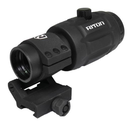 Riton X1 Tactix MAG3 Sight Rifle Scope Product image