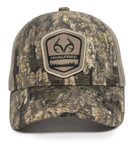 Realtree Timber Mesh Back Hat, Khaki Product image