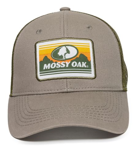 Mossy Oak Casual Loden Mesh Back Hat Product image