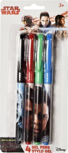 Star Wars Gel Pen, 4-pk Product image