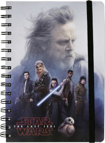 Carnet à couverture rigide Star Wars