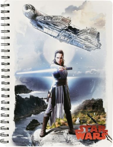 Star Wars Soft Cover Notebook