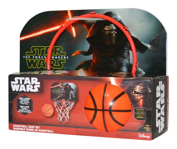Star Wars Basketball Hoop & Ball Combo Product image