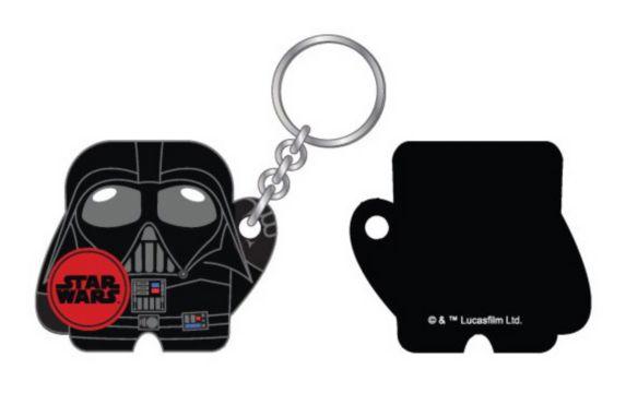 Star Wars Foundmi Bluetooth Tracker Tag, Darth Vader Product image