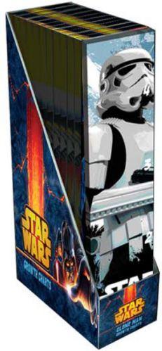 Star Wars Growth Chart