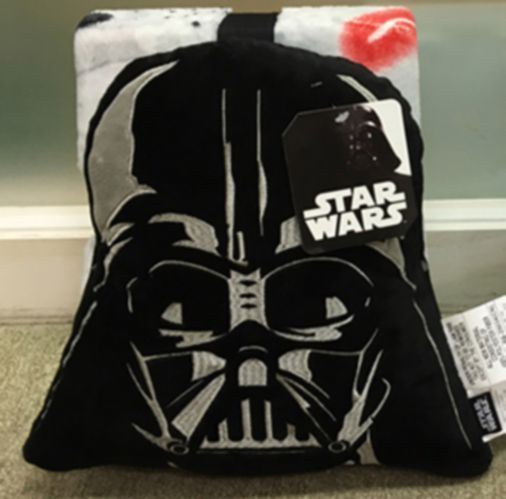 Star Wars Throw & Pillow Buddy
