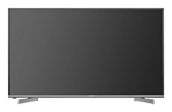 Téléviseur intelligent haute définition Sharp, 50 po