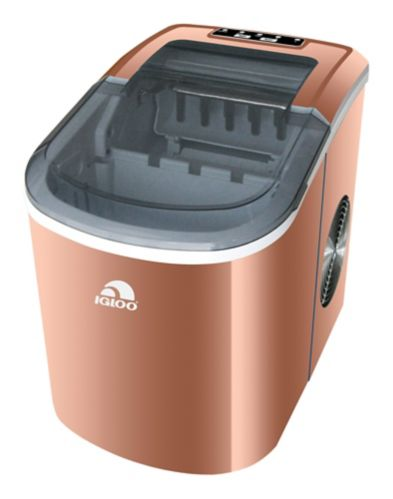 Igloo Copper Ice Maker, 2-L Product image