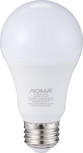 NOMA LED A19 60W Soft White Light Bulb, 2-pk Product image