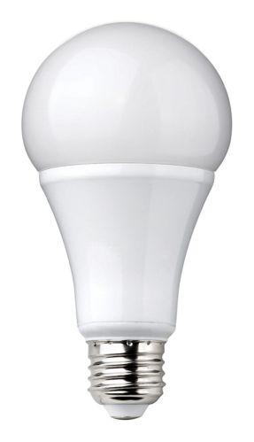 NOMA LED A19 100W Light Bulb, 2-pk