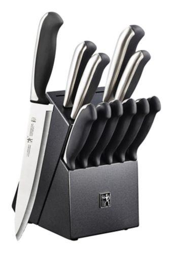 Couteaux Henckels Everedge Plus, 12 pces